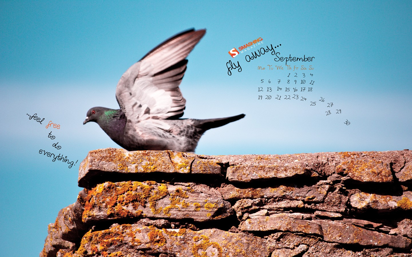 In January Calendar Wallpaper 30100