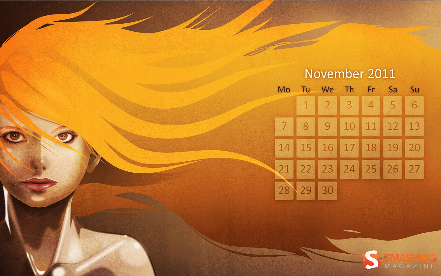In January Calendar Wallpaper 30881
