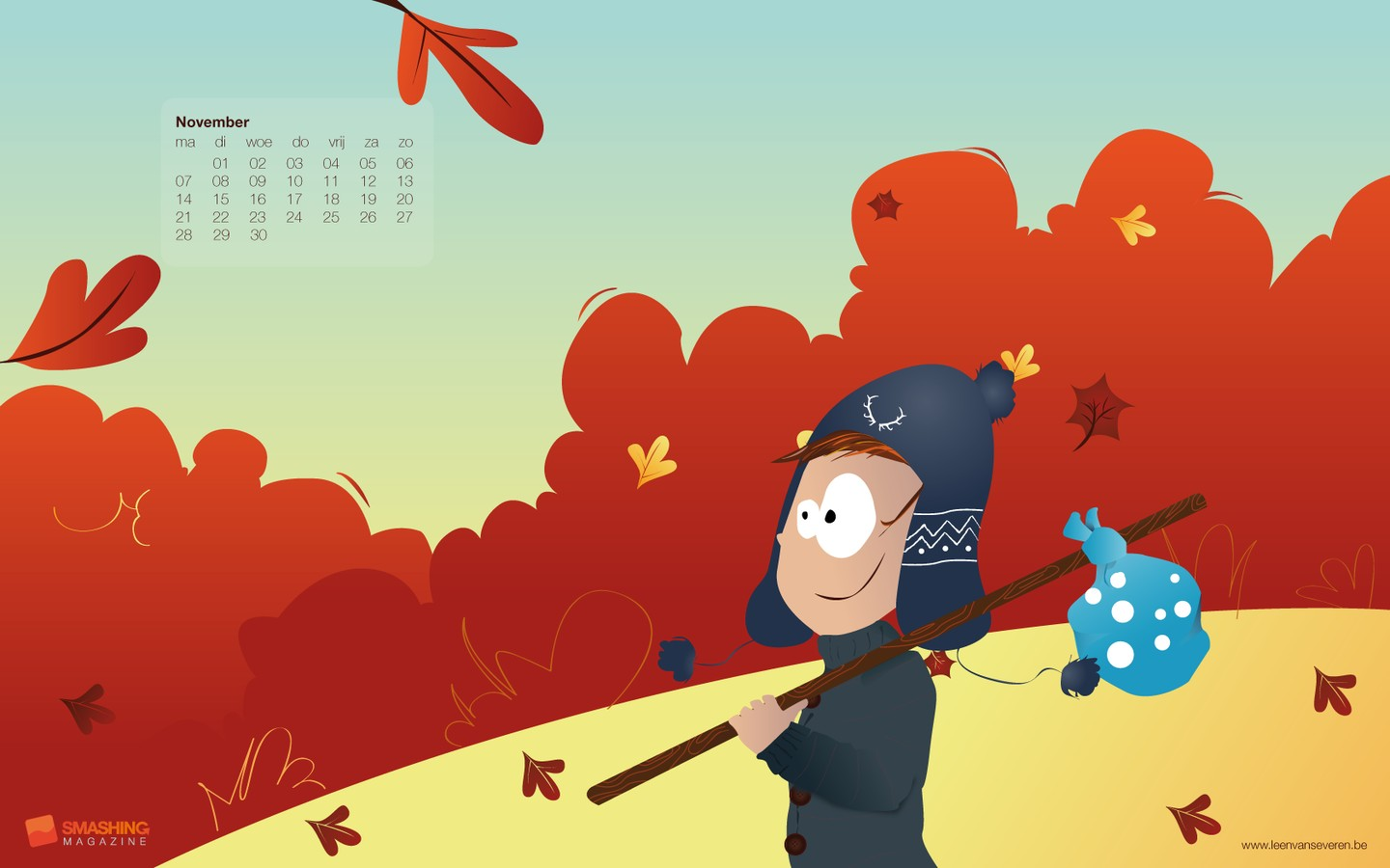 In January Calendar Wallpaper 30902