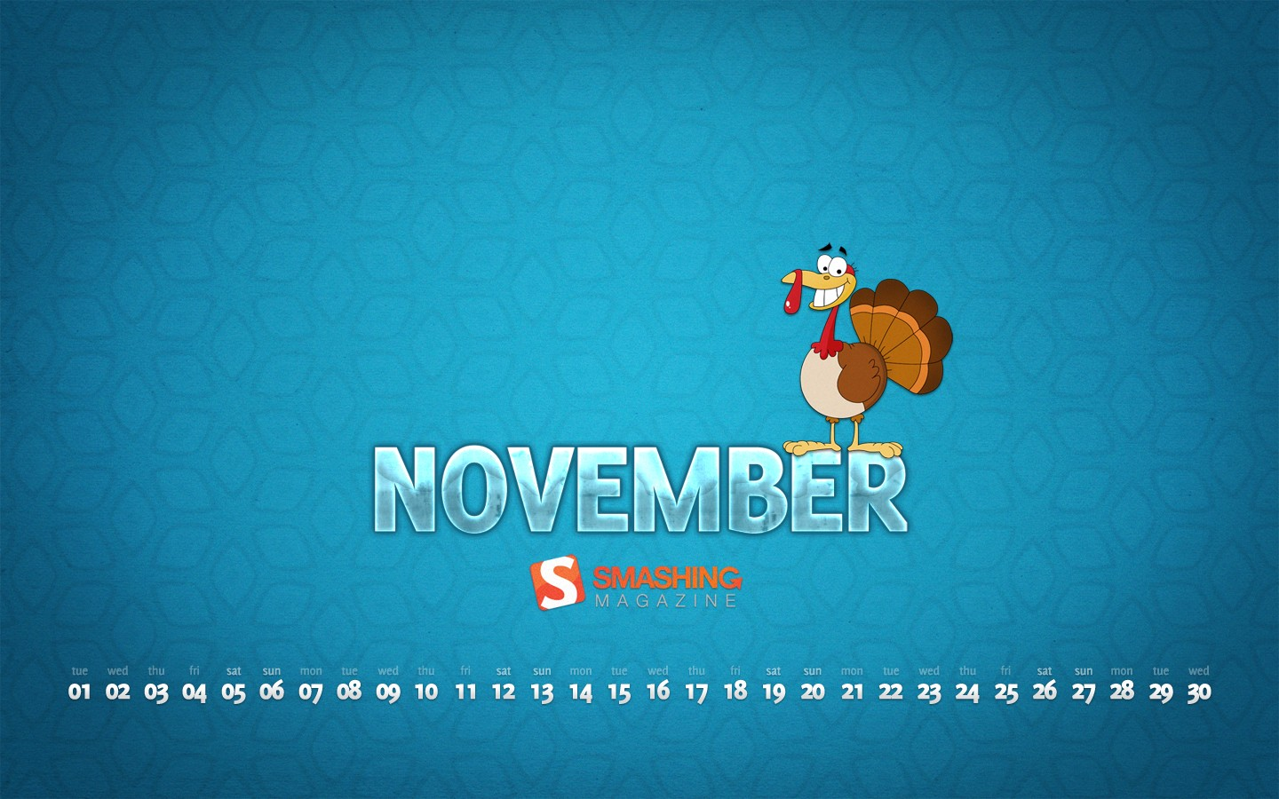 In January Calendar Wallpaper 30997