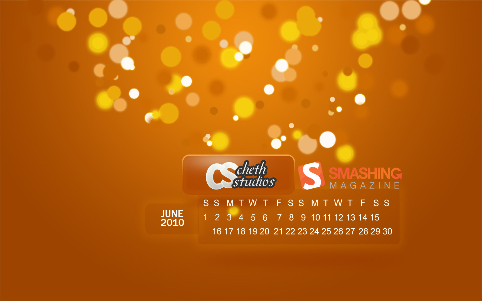 Calendar Wallpaper of the month 7380