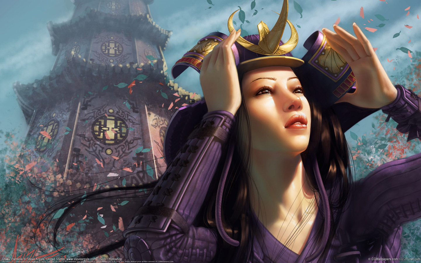 CG fantasy illustration 11214