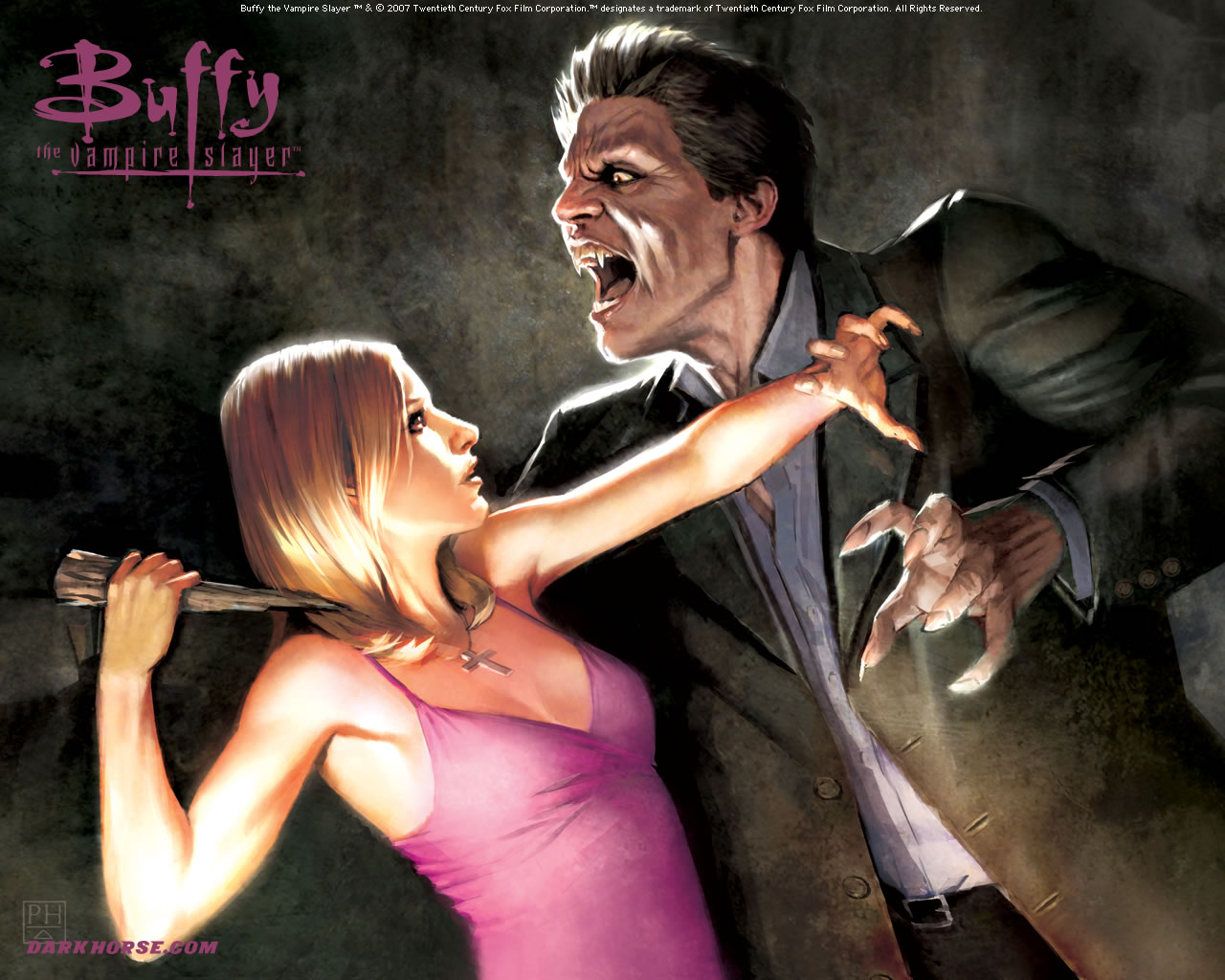 Buffy the Vampire Slayer comic blame Well Soon 8852