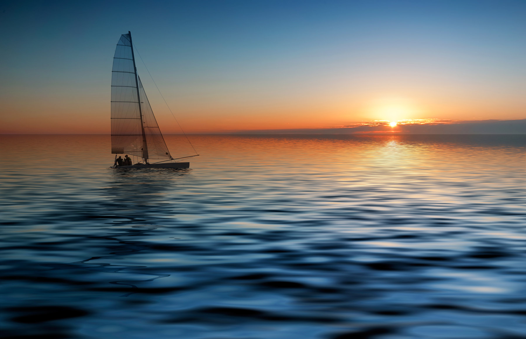 Sailing high definition material 1203