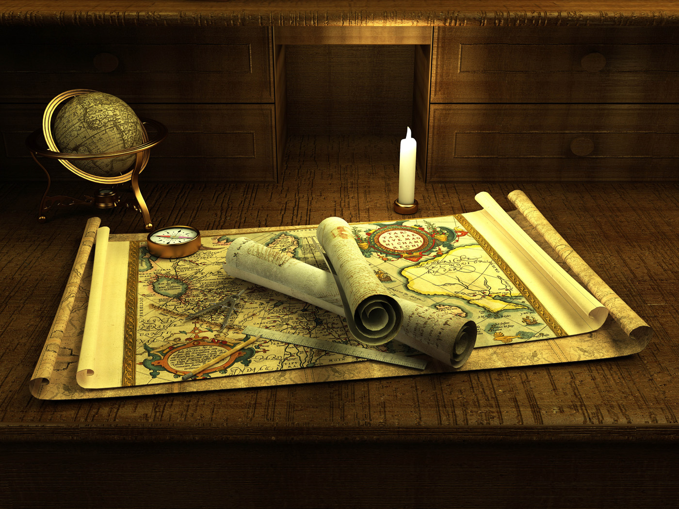 Map and Compass Navigation 2725
