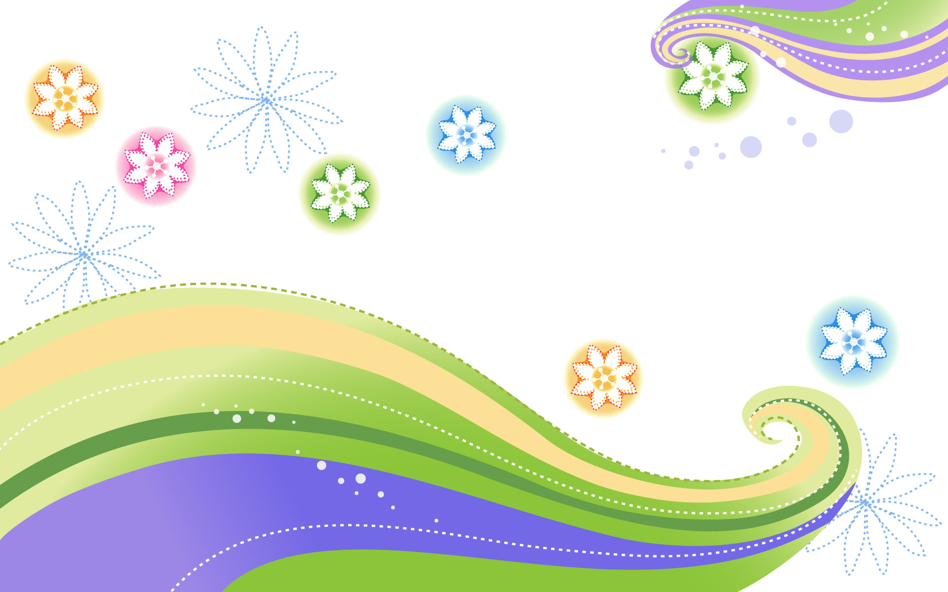 Colorful high-resolution background 23960