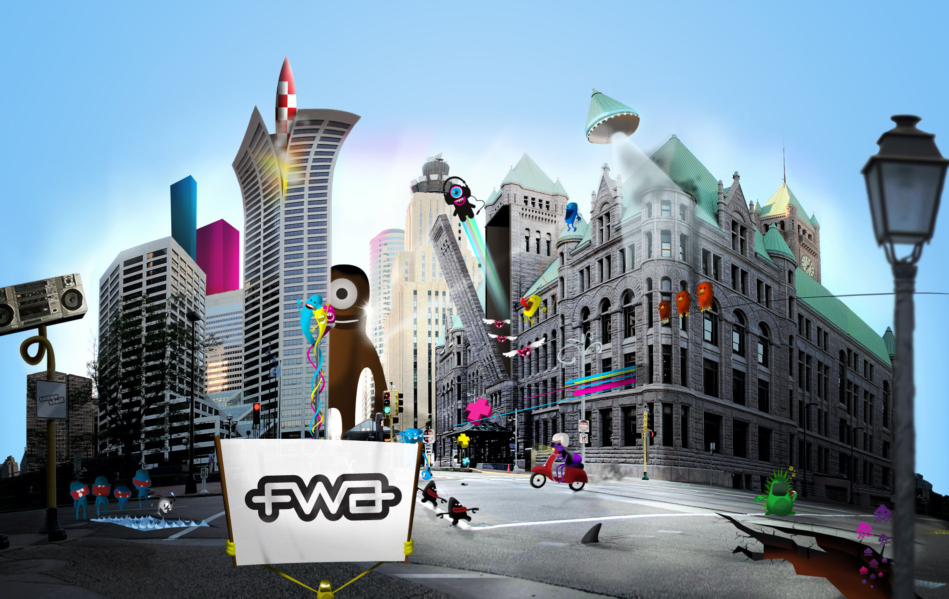 FWA Wallpaper Widescreen 19720
