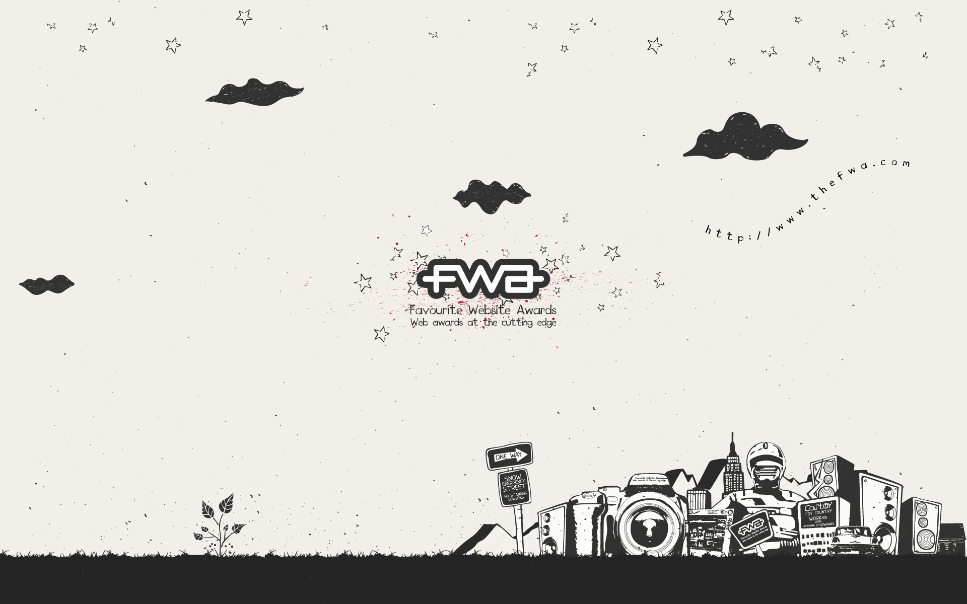 FWA Wallpaper Widescreen 22274