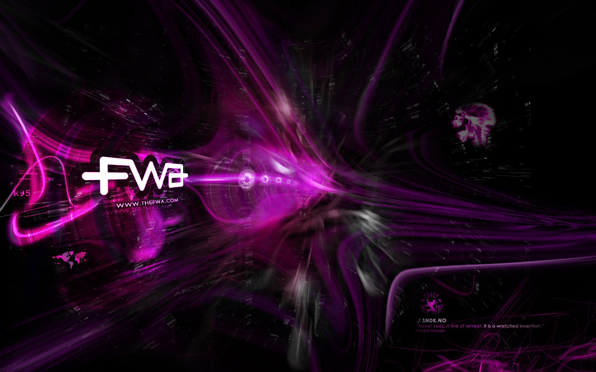 FWA wallpaper widescreen 23256