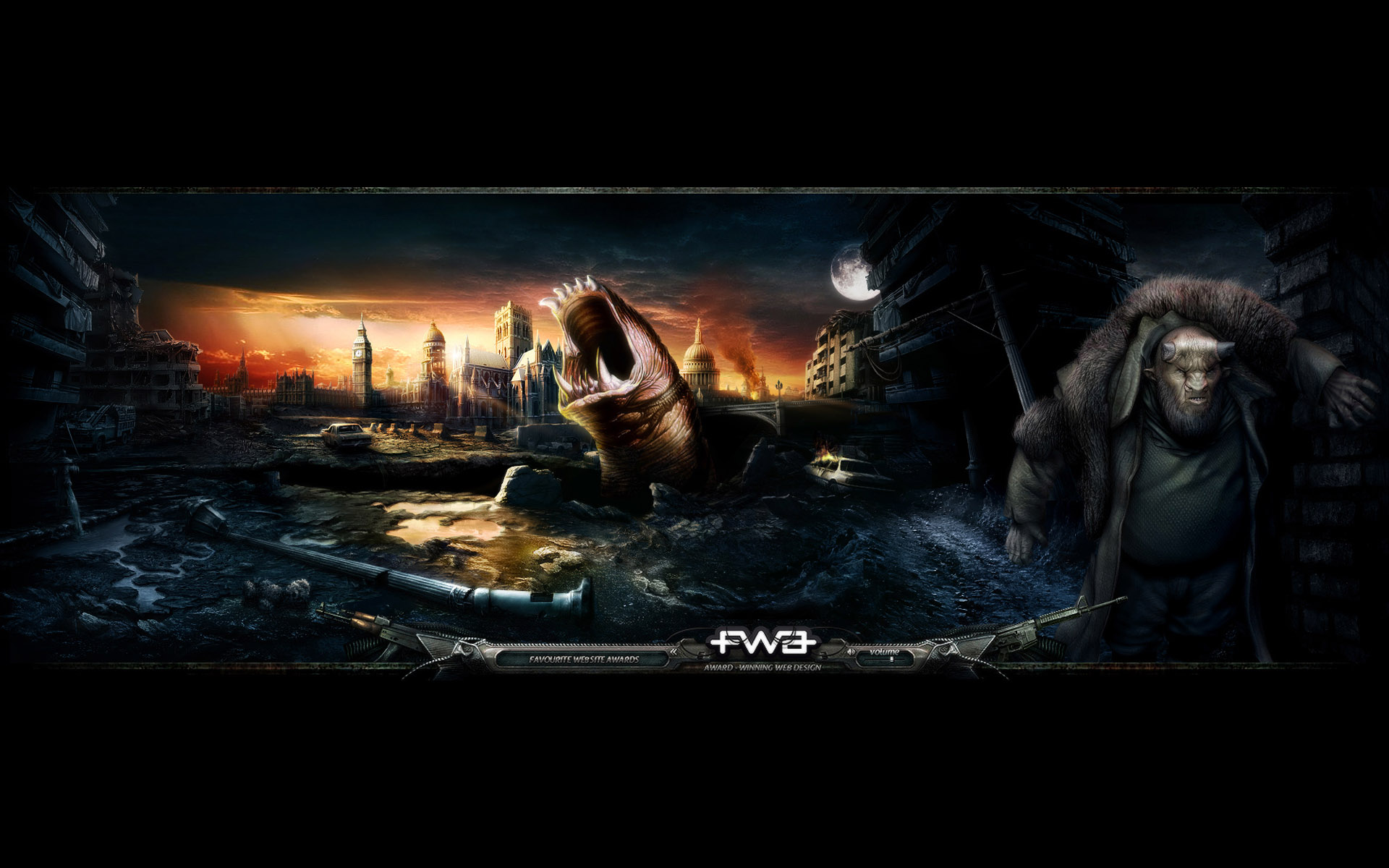 FWA wallpaper widescreen 23306