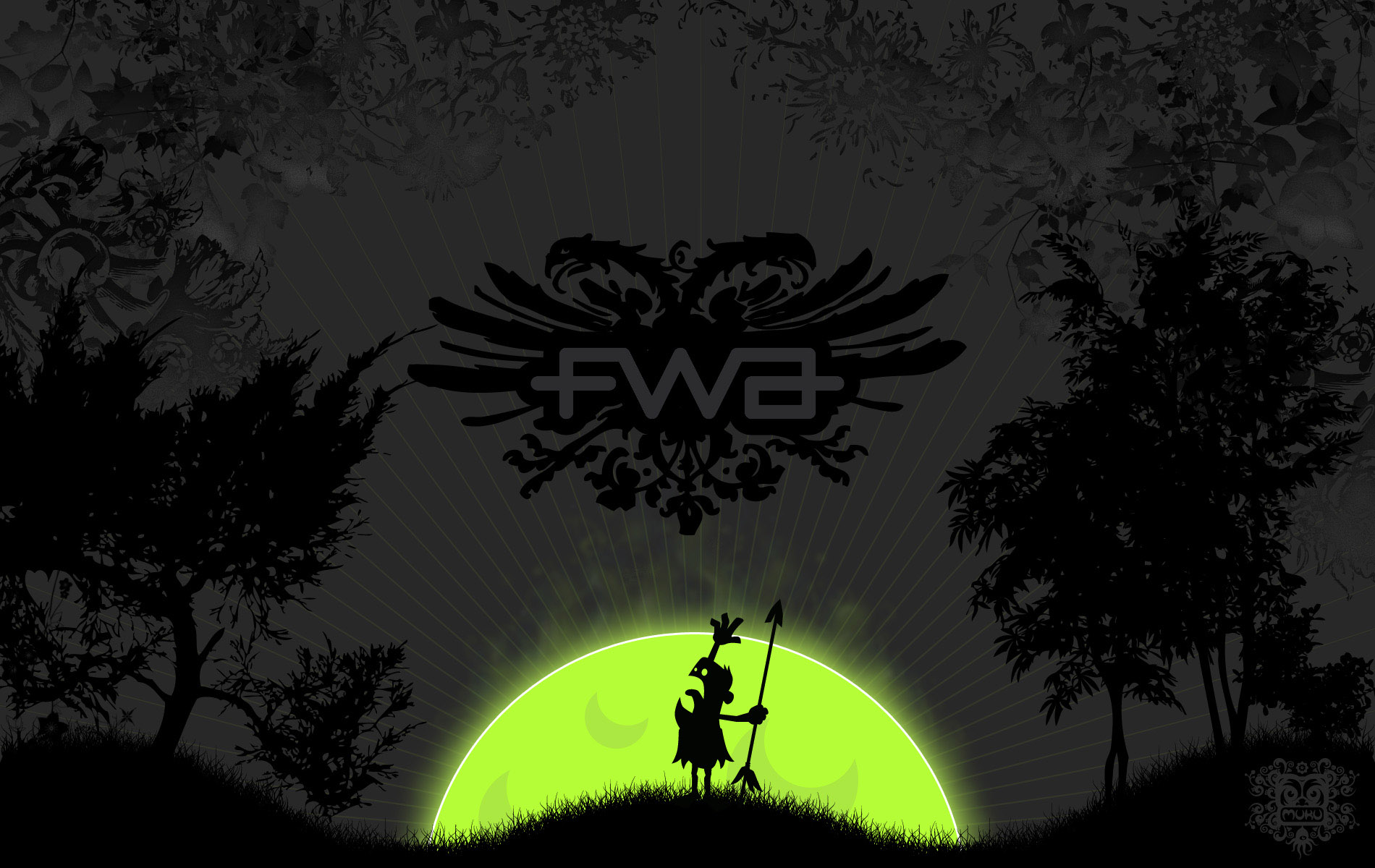 FWA wallpaper widescreen 23356