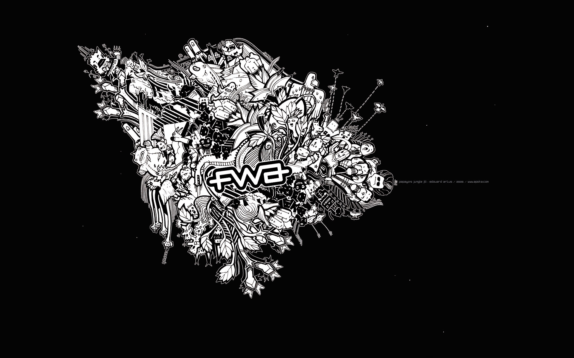 FWA wallpaper widescreen 23594