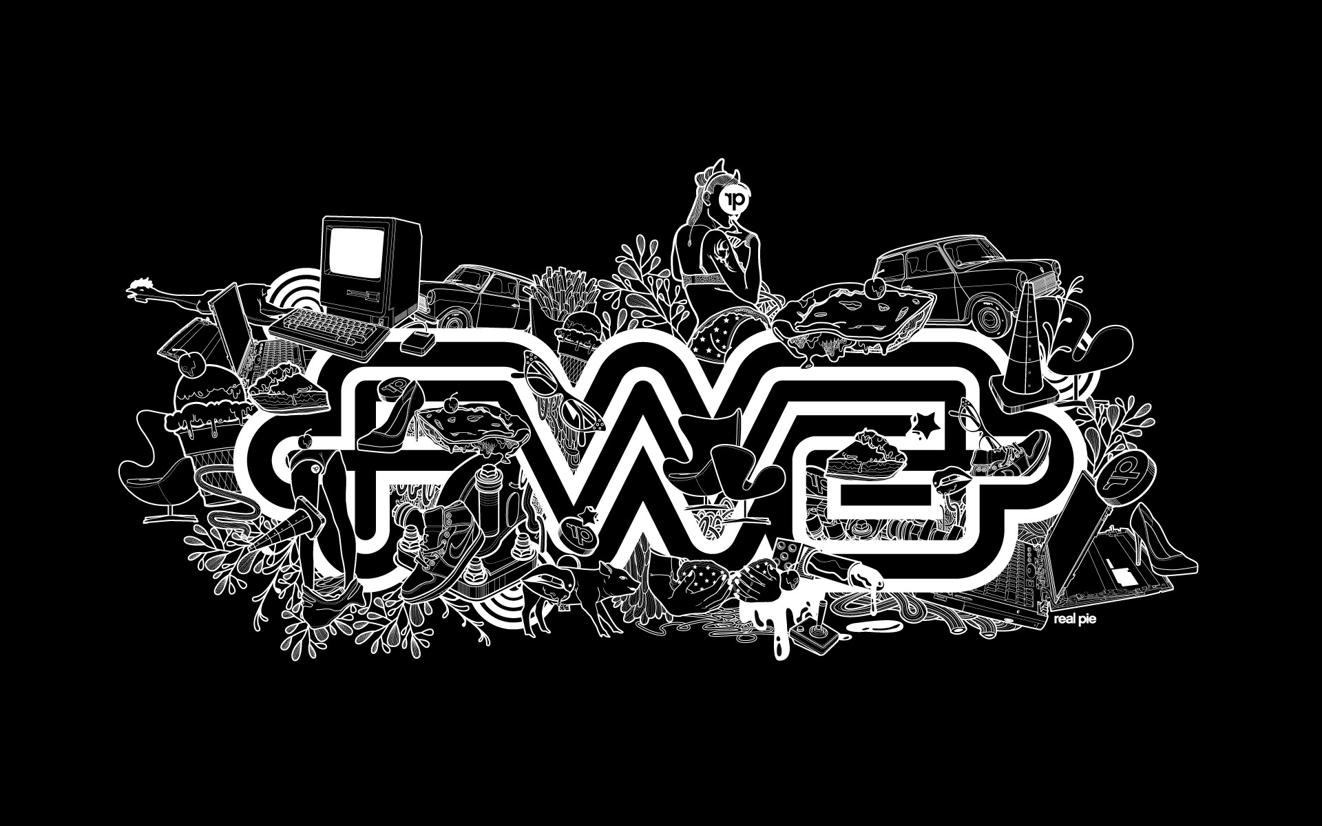 FWA wallpaper widescreen 23801