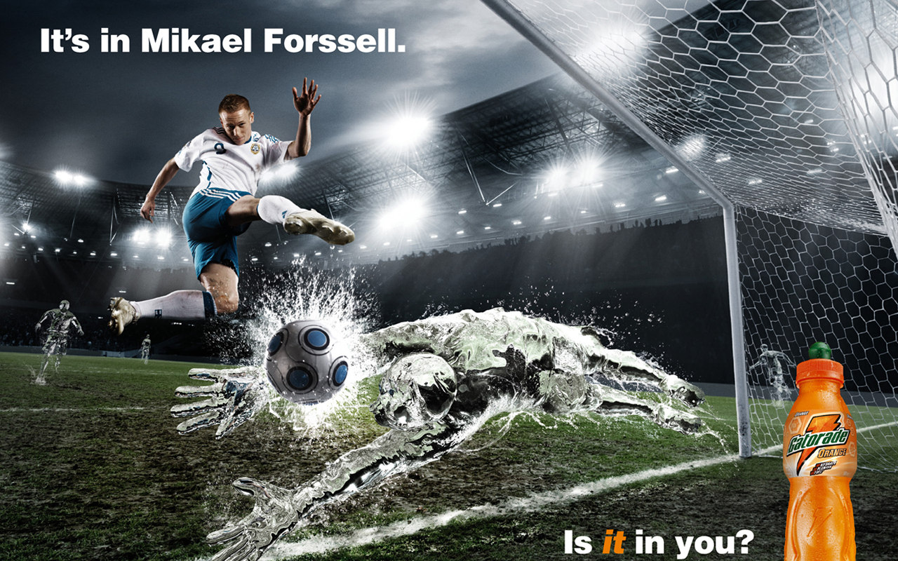 Sports drinks advertising 28692