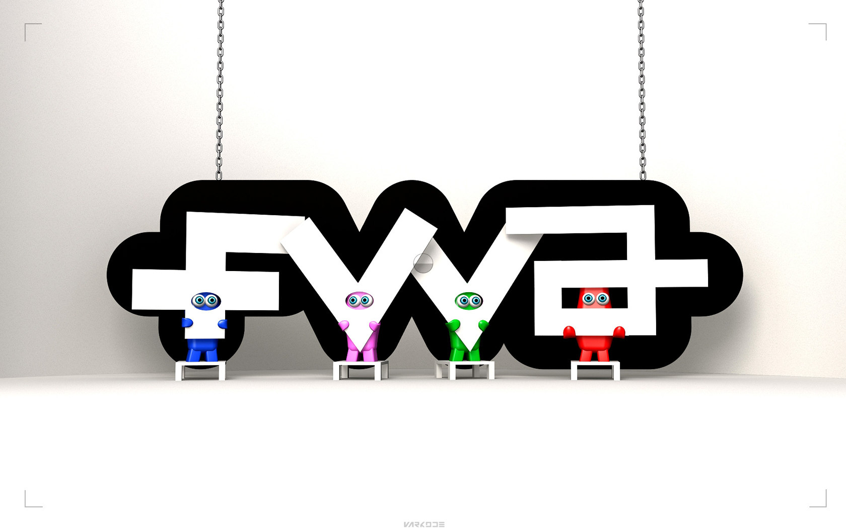 FWA theme design wallpaper 28790