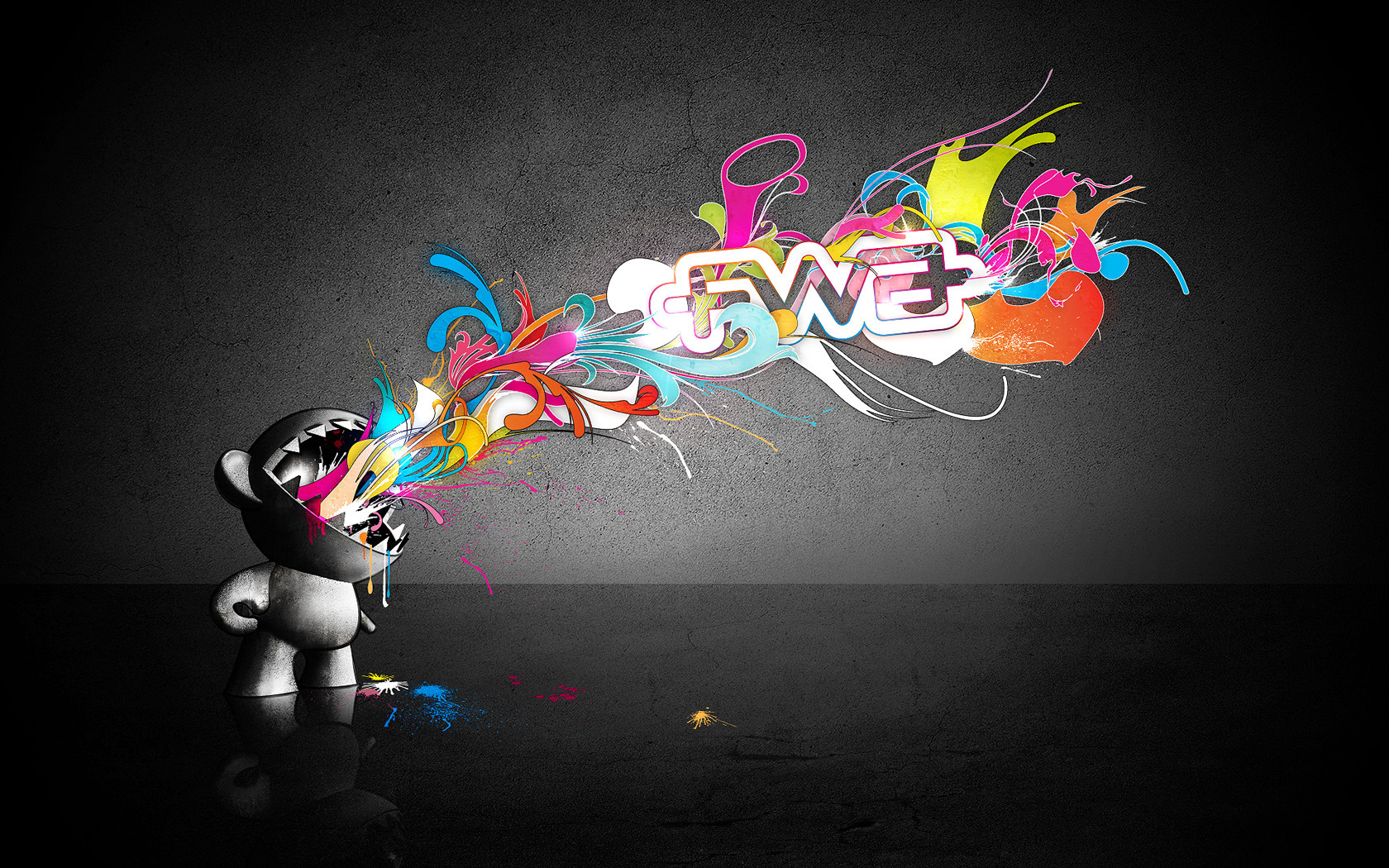 FWA theme design wallpaper 28792