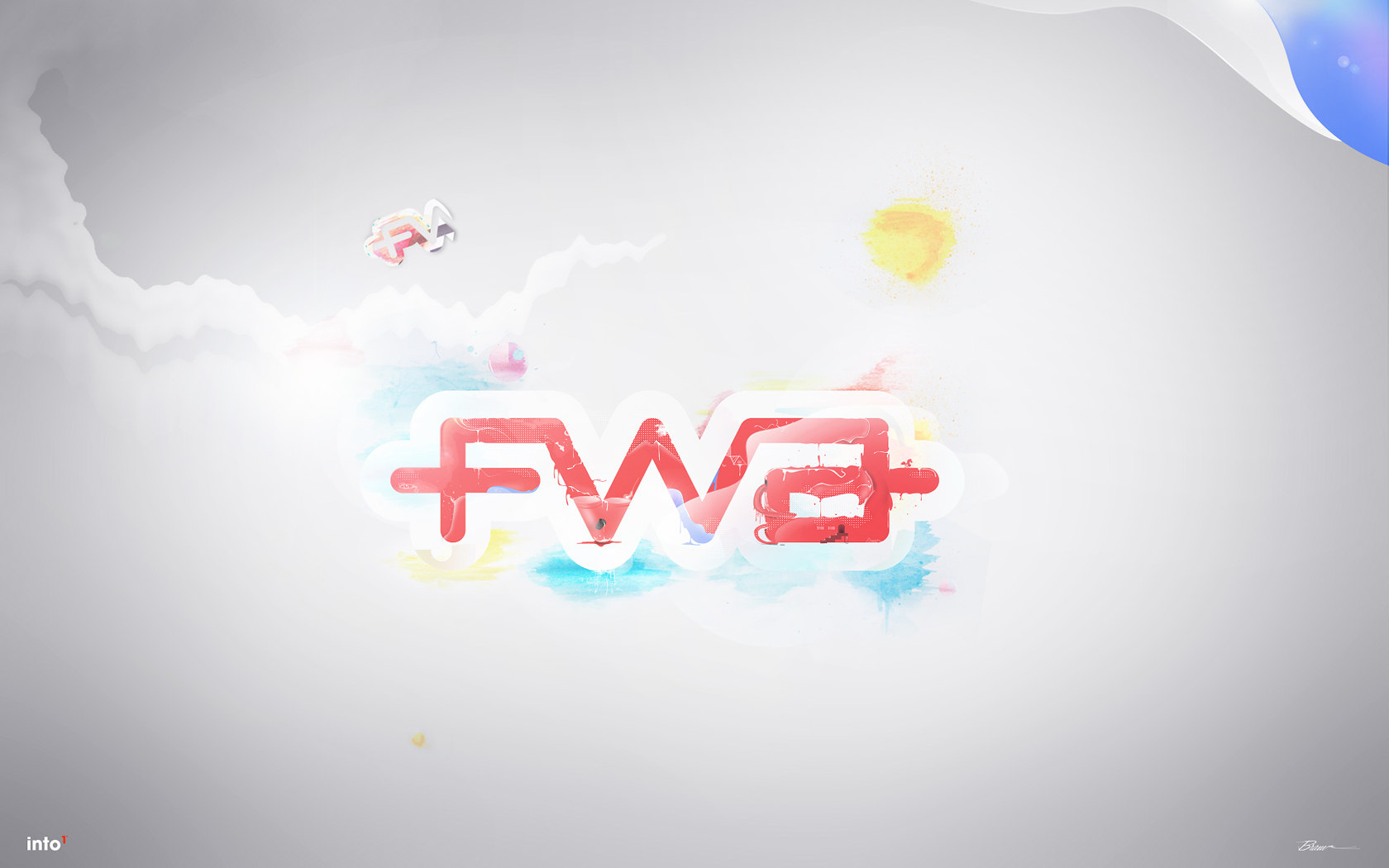 FWA theme design wallpaper 28830