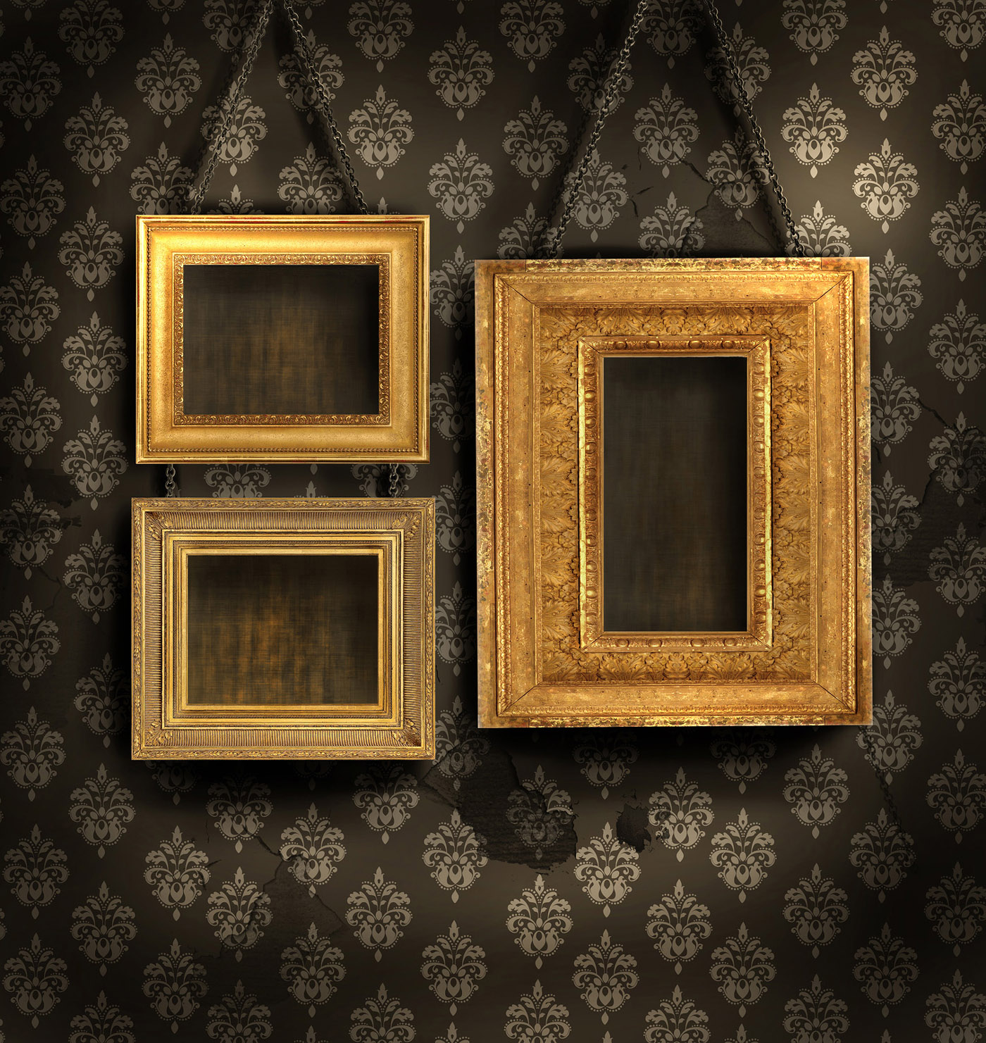 Beautiful high-definition frame material 26758