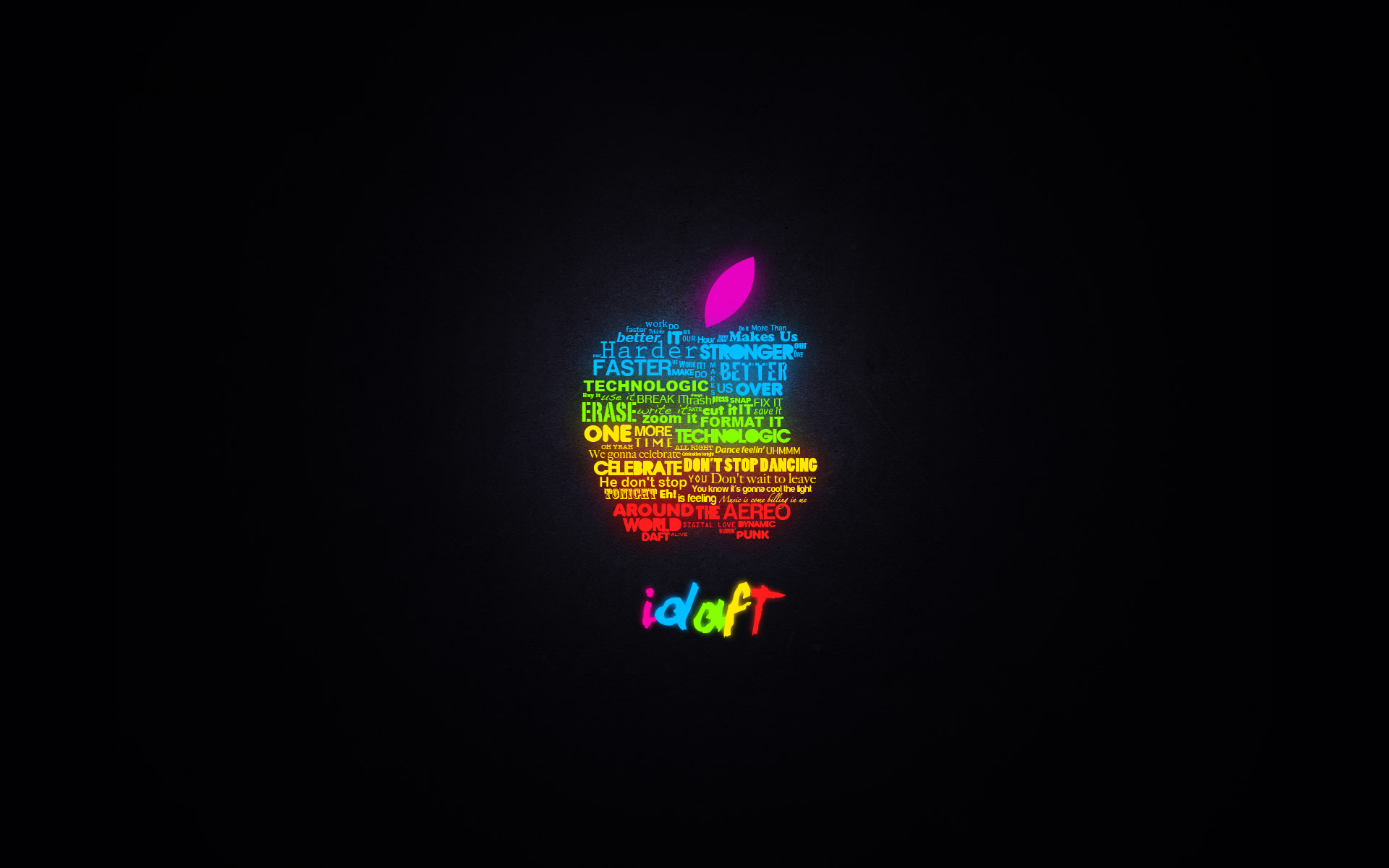 HD Apple wallpaper 16744