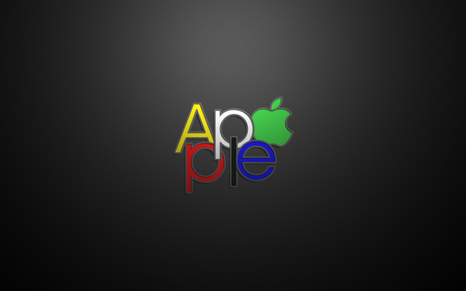 HD Apple wallpaper 17085
