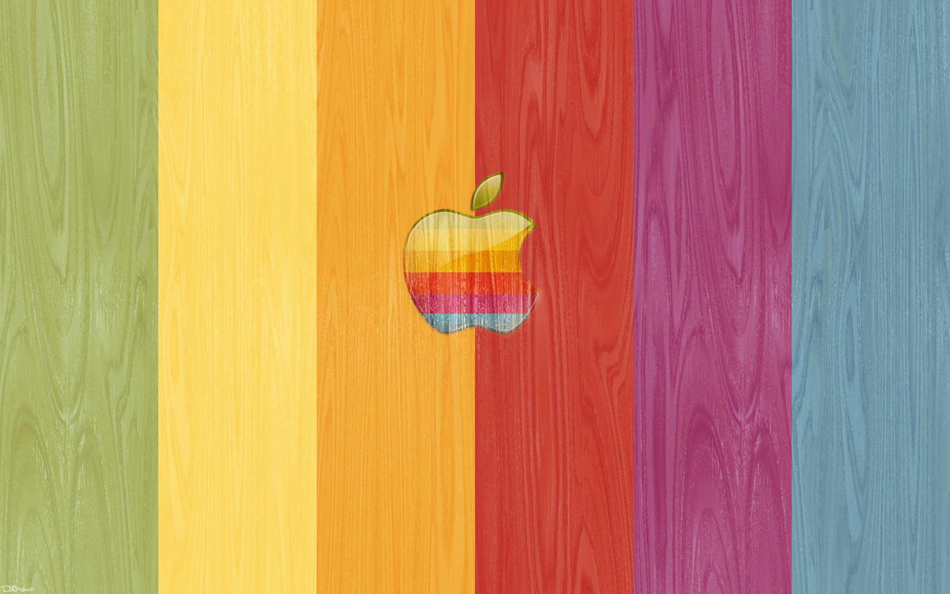 HD Apple wallpaper 17831
