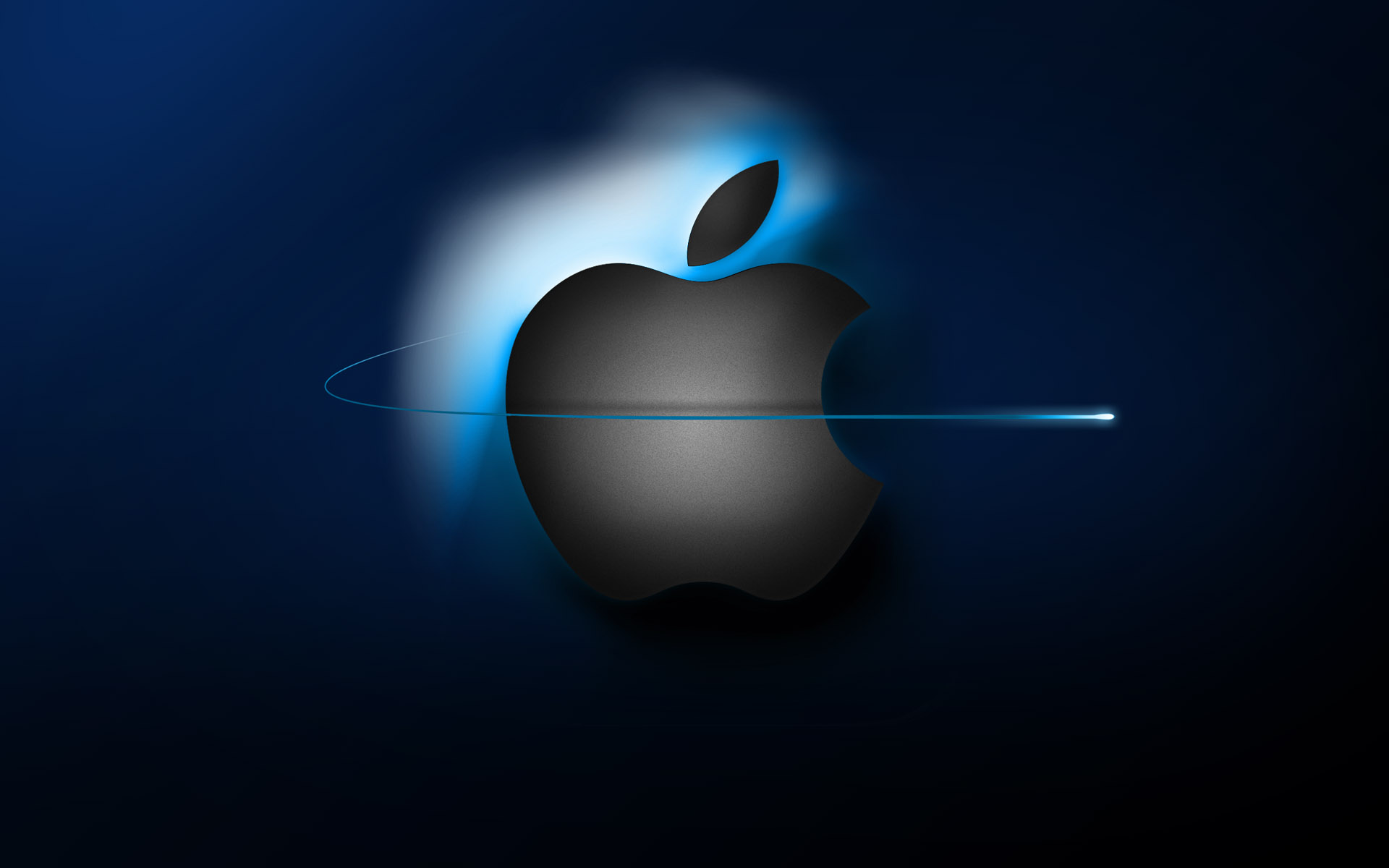 HD Apple wallpaper 20445