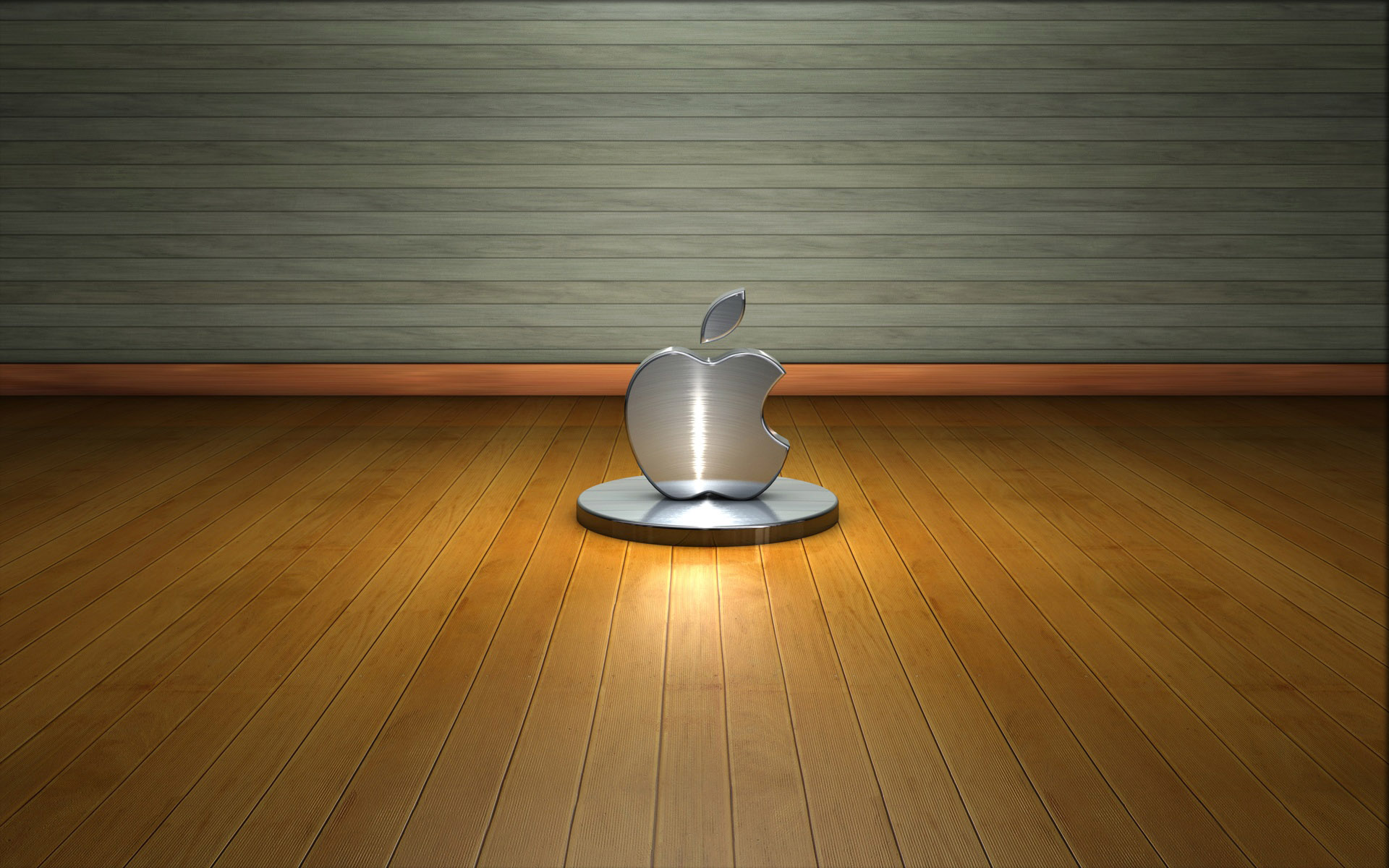 HD Apple wallpaper 20600