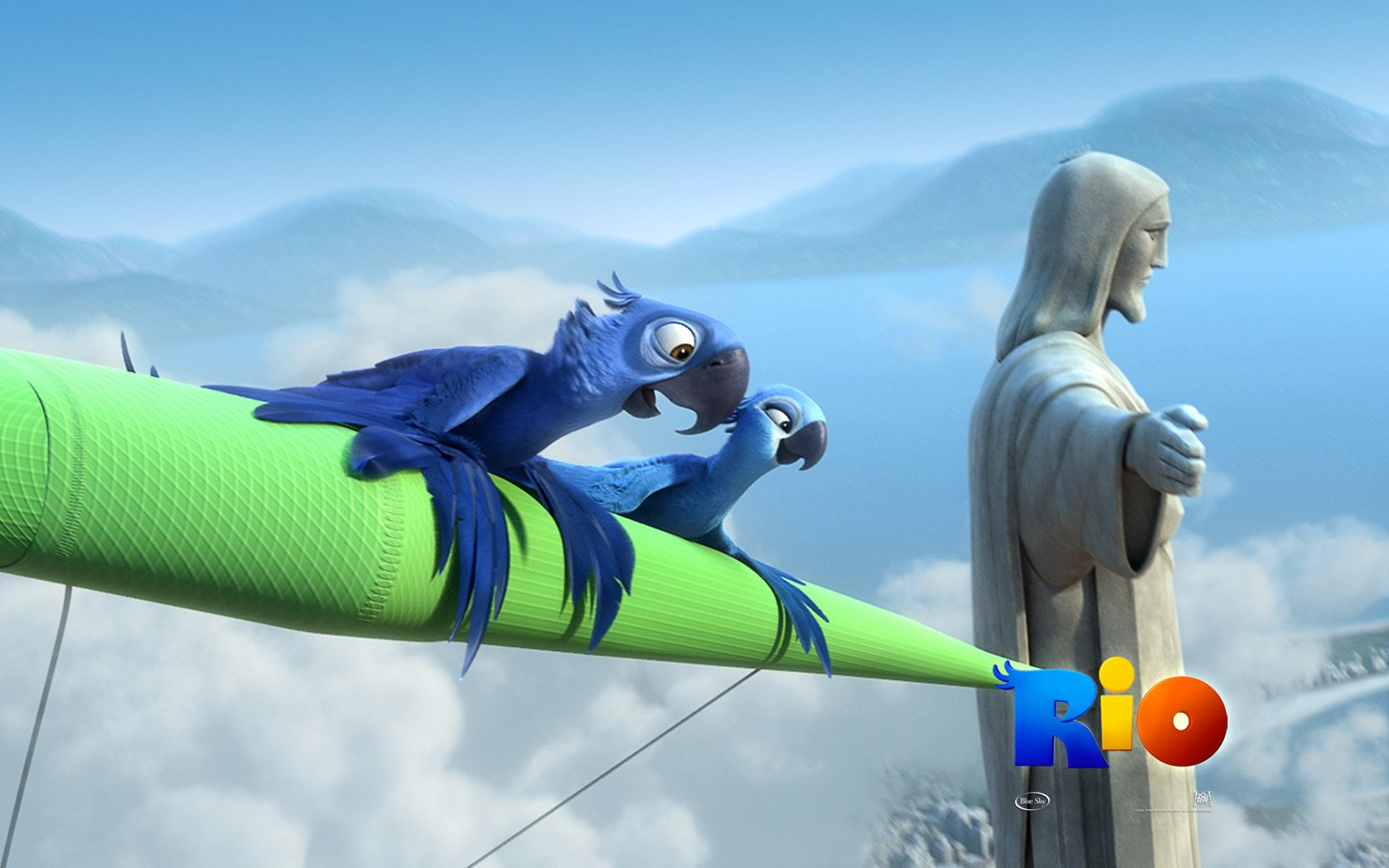 Rio Rio Adventure movie wallpaper 29173