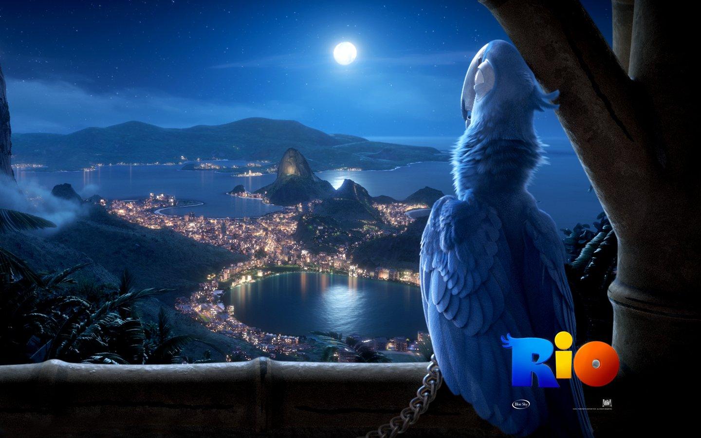 Rio Rio Adventure movie wallpaper 29210