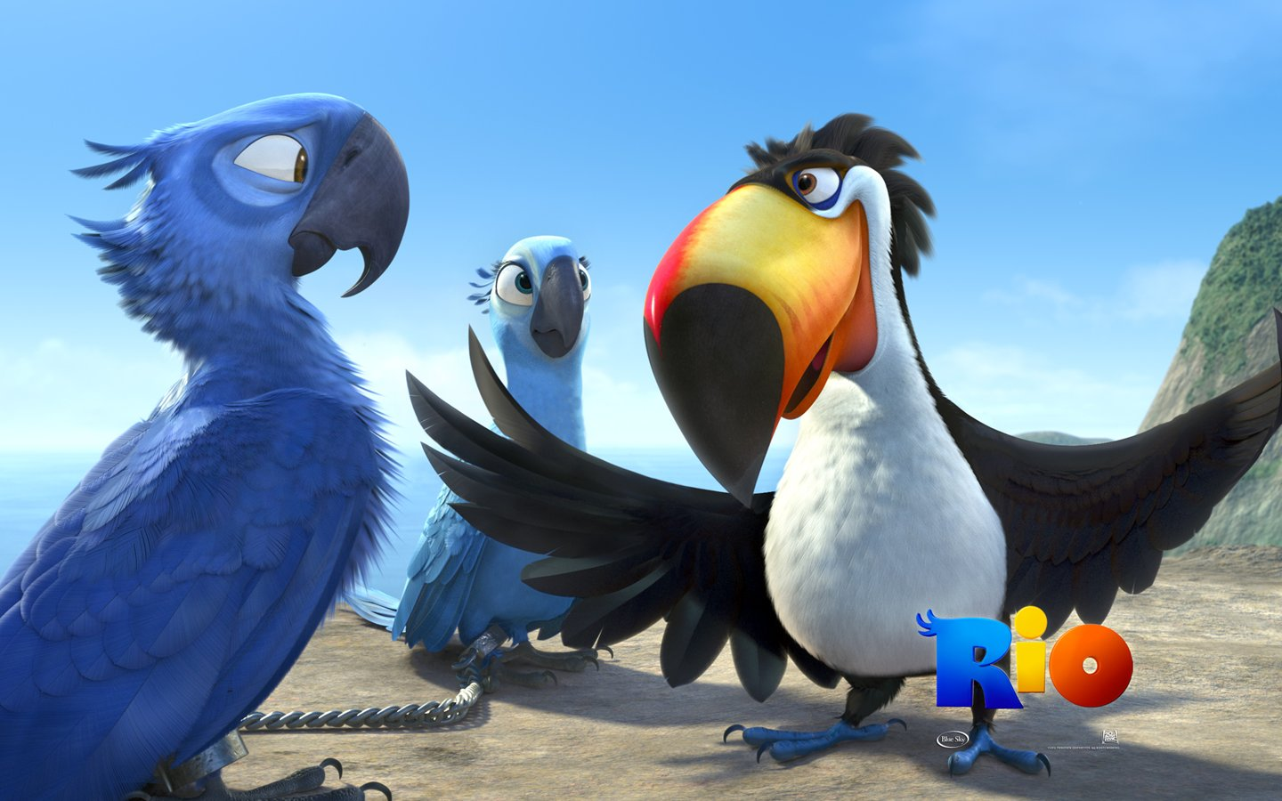 Rio Rio Adventure movie wallpaper 29256
