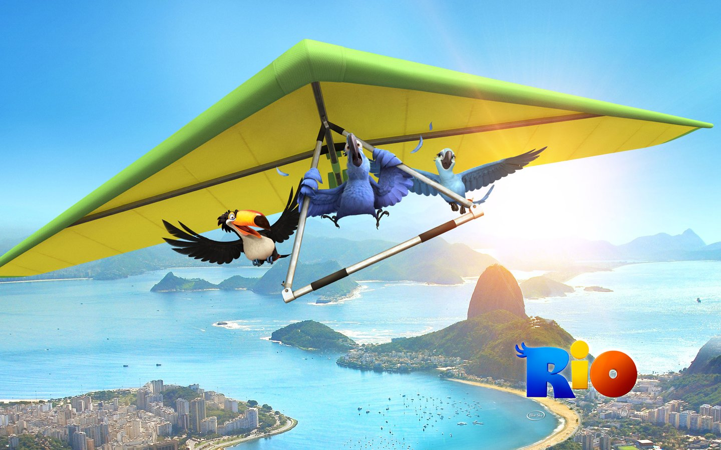 Rio Rio Adventure movie wallpaper 29306