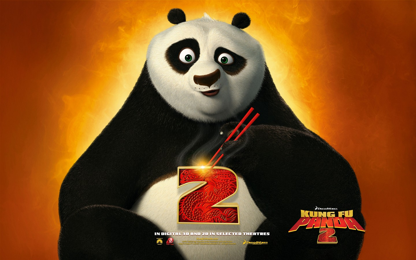 kung fu panda two 29426 - movie wallpapers - television / games