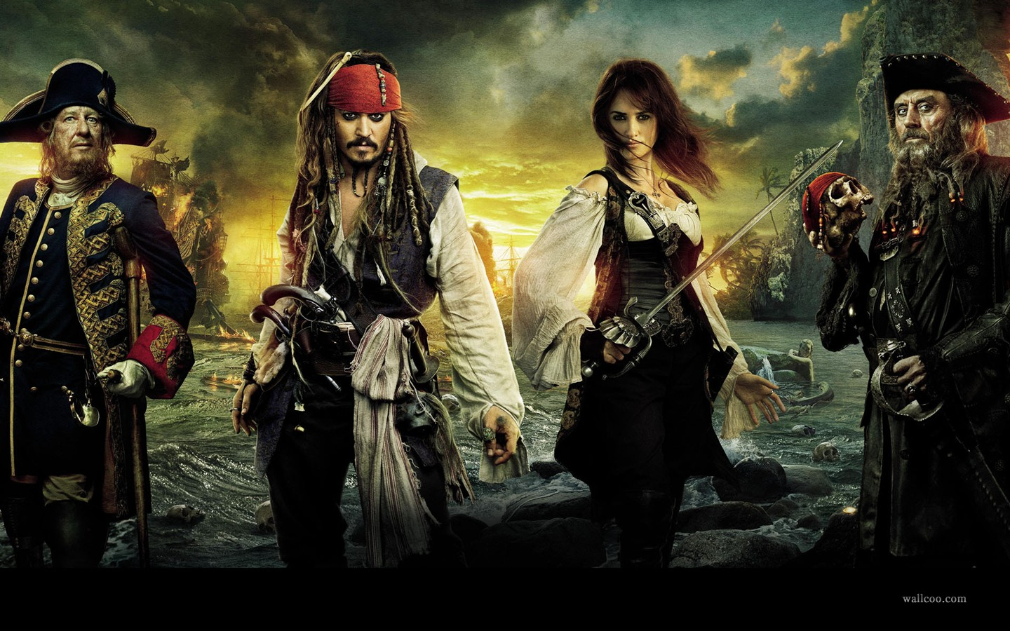 Pirates of the Caribbean 29632