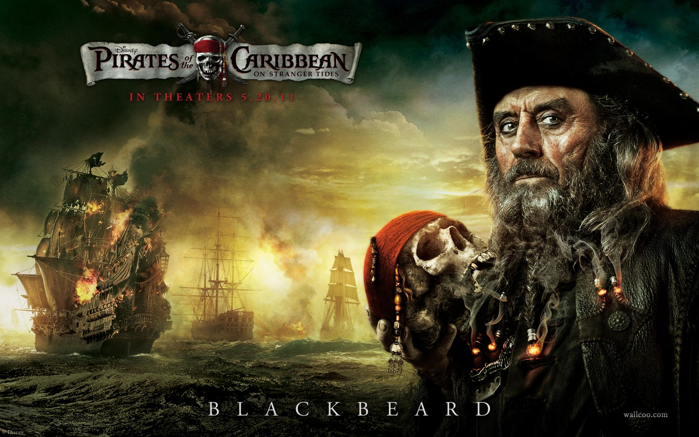 Pirate Blackbeard 29672