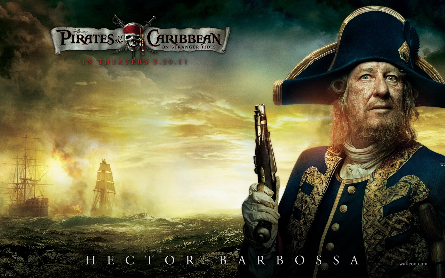 Captain Barbosa 29676