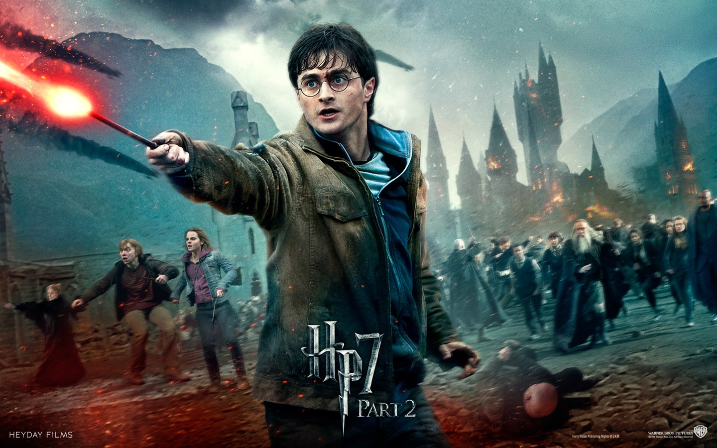 Harry & #; Potter and the Deathly Hallows (the) 29893