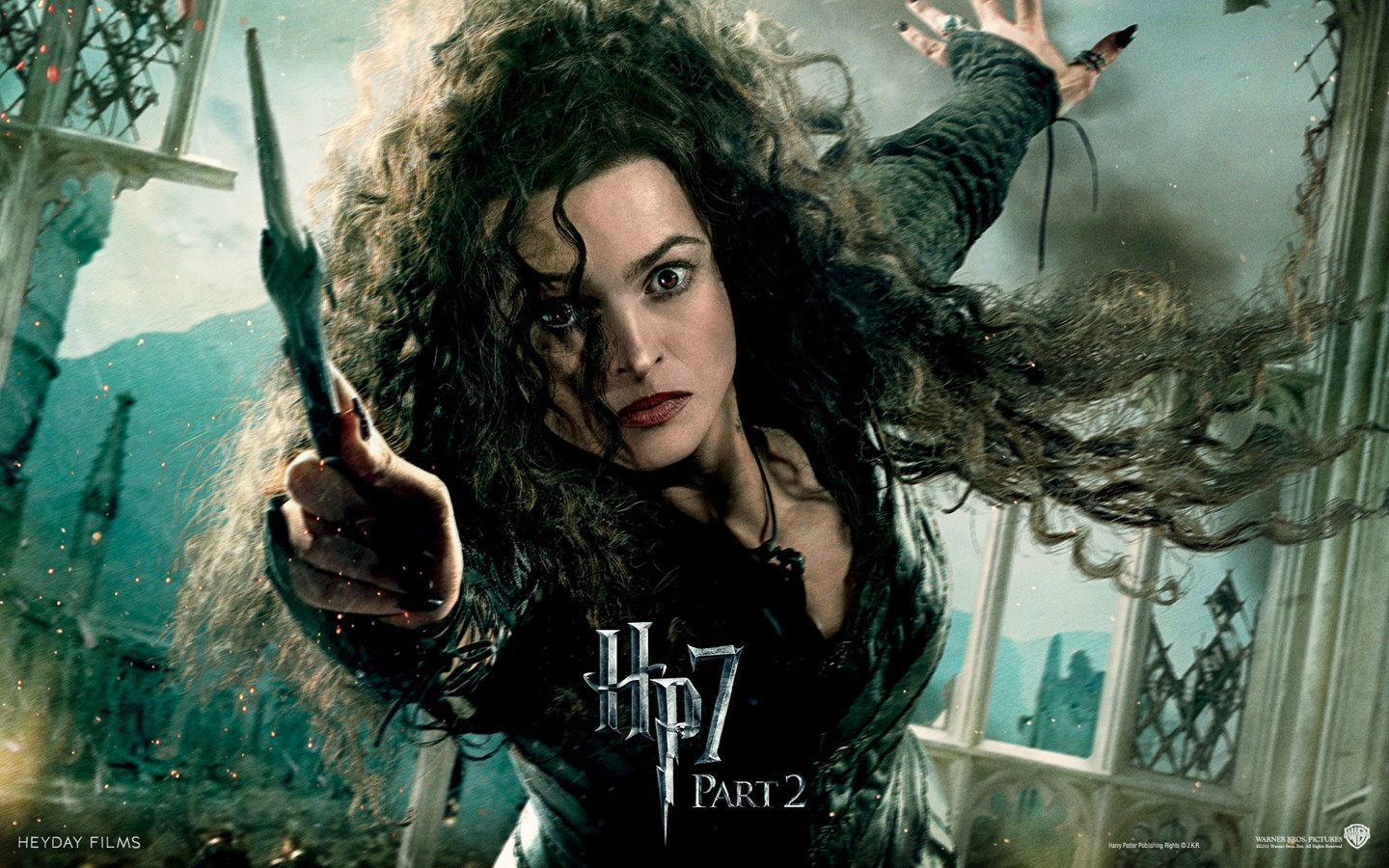 Harry & #; Potter and the Deathly Hallows (the) 29898