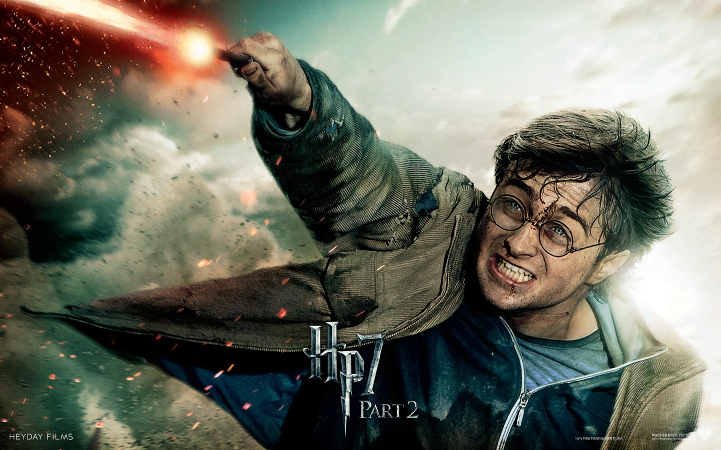Harry & #; Potter and the Deathly Hallows (the) 29910