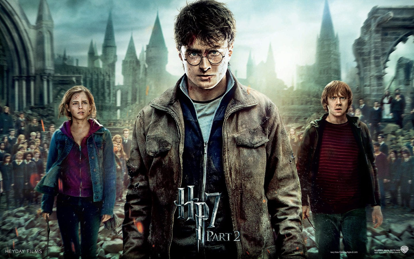 Harry & #; Potter and the Deathly Hallows (the) 29918