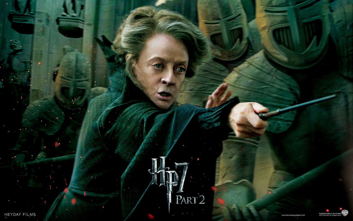 Harry & #; Potter and the Deathly Hallows (the) 29921