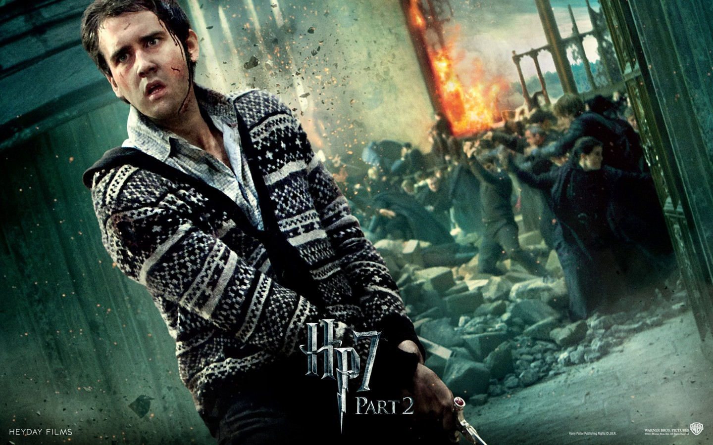Harry & #; Potter and the Deathly Hallows (the) 29924