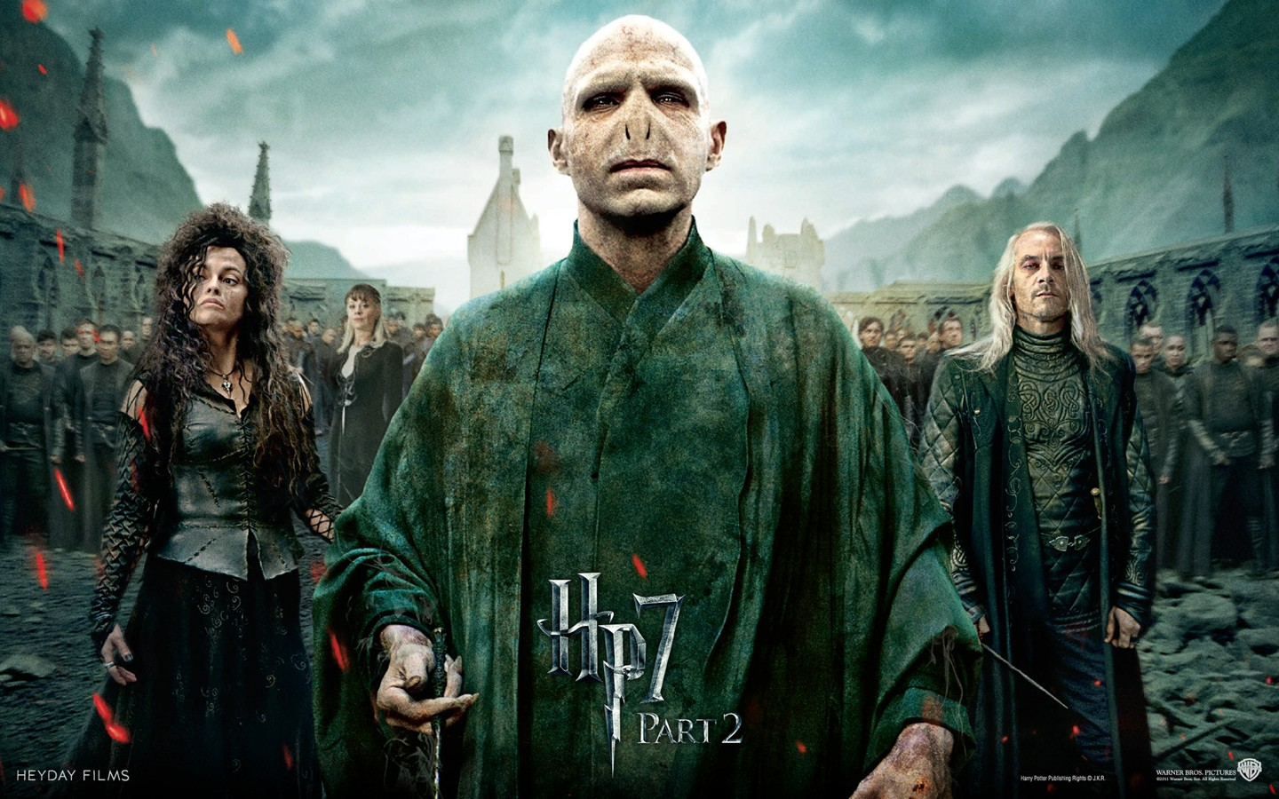 Harry & #; Potter and the Deathly Hallows (the) 29933