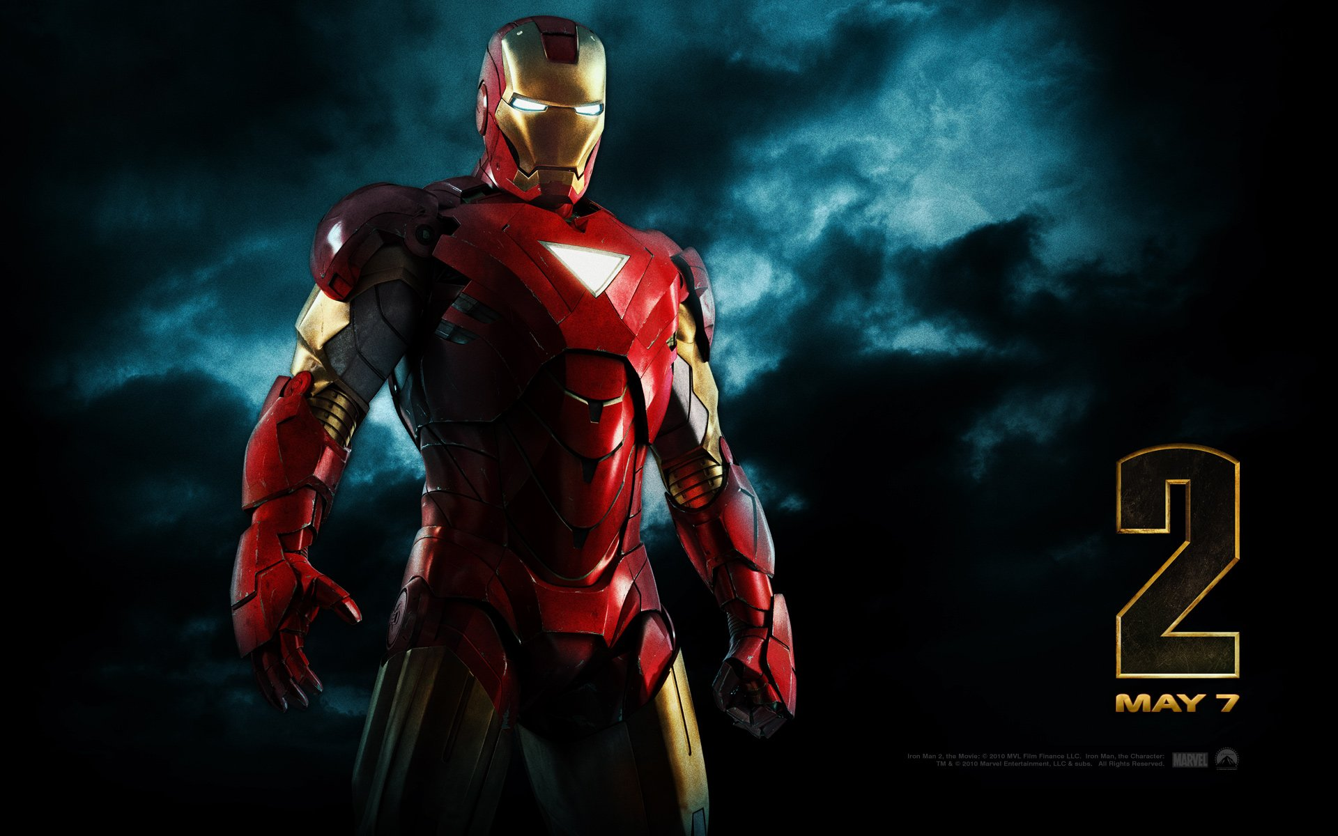 Iron Man Movie Wallpaper 3070
