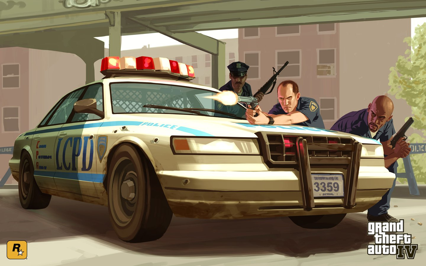 Grand Theft Auto IV GTA Wallpaper 18386