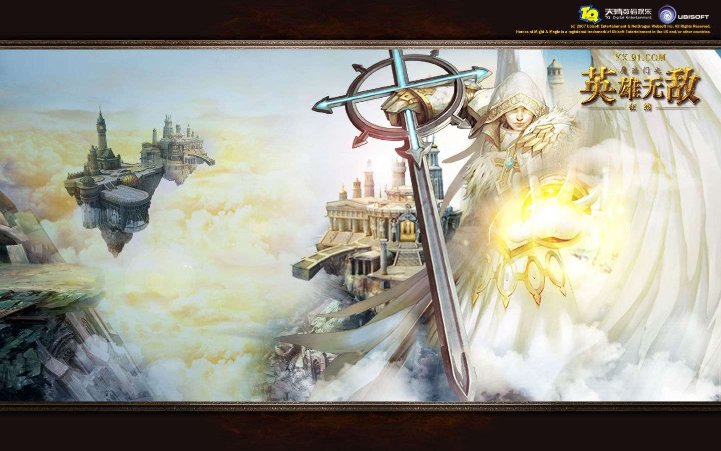 "Online games, ""Magic Online"" wallpaper 30022"