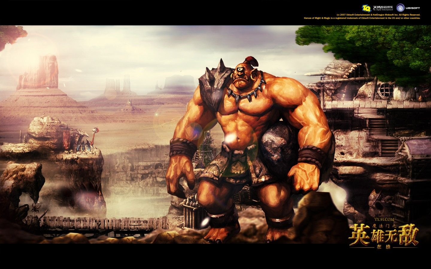 "Online games, ""Magic Online"" wallpaper 30033"