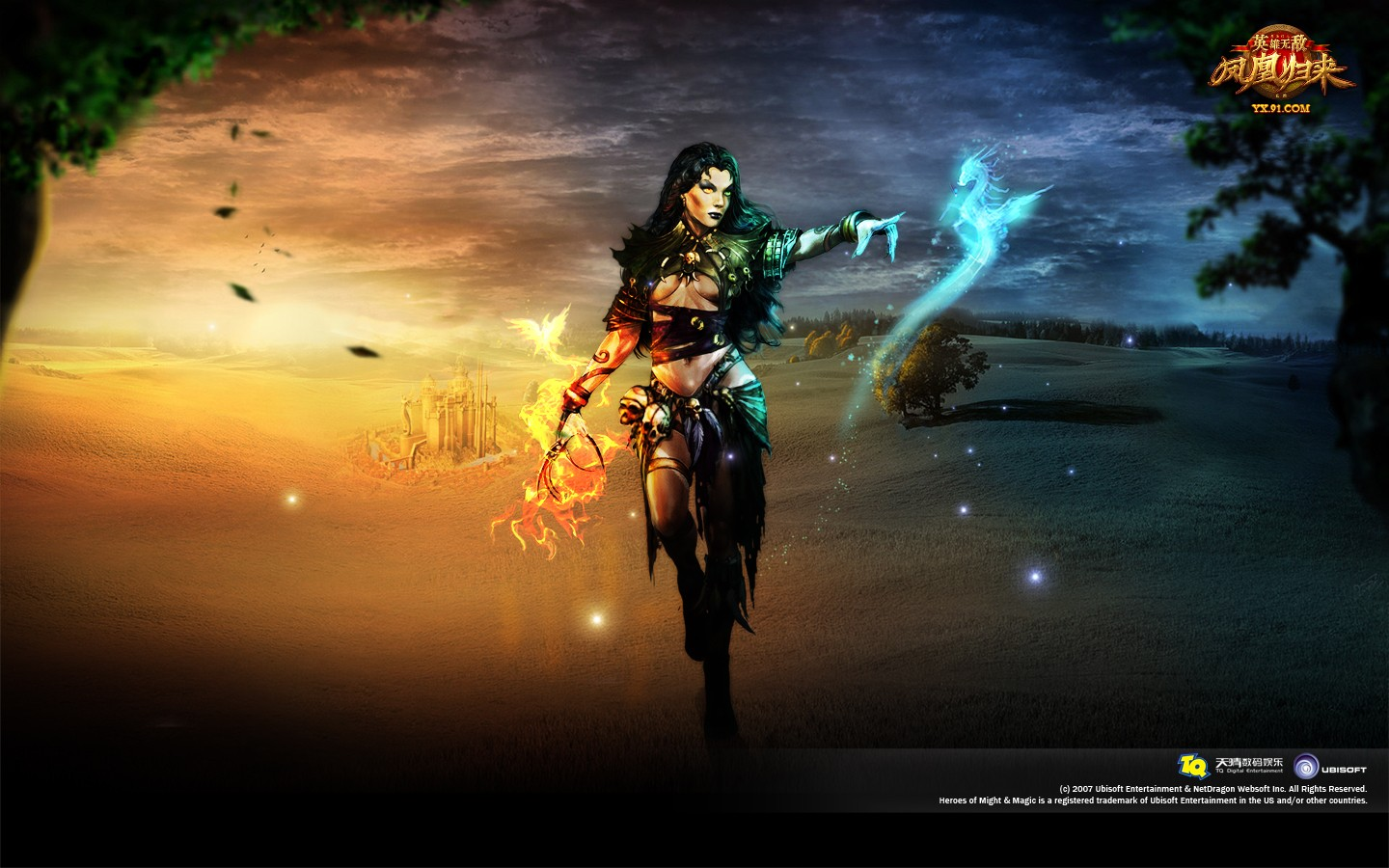 "Online games, ""Magic Online"" wallpaper 30054"