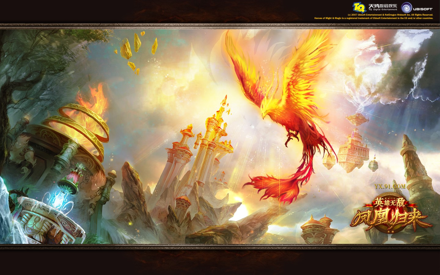 "Online games, ""Magic Online"" wallpaper 30062"