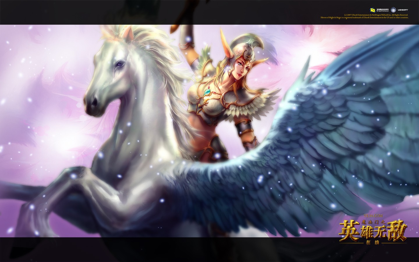 "Online games, ""Magic Online"" wallpaper 30064"