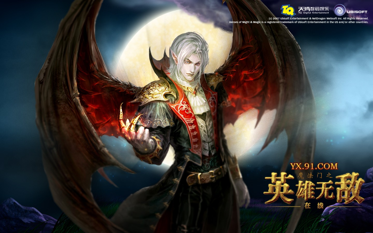 "Online games, ""Magic Online"" wallpaper 30065"